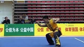 Hu Zhao Quan / Tiger Claw - 2014 China Traditional Wushu Nationals