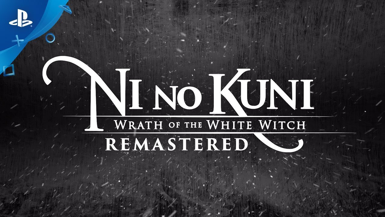 Ni no Kuni: Wrath of the White Witch Remastered – E3 2019 Announcement Trailer | PS4