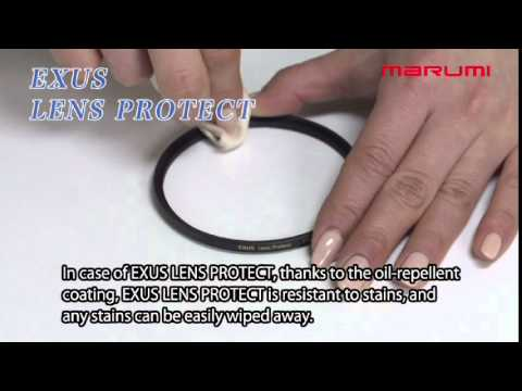 EXUS Lens Protect Demonstration Video