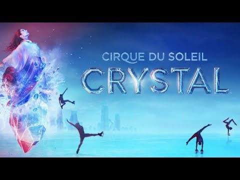 BRAND NEW SHOW!! | CRYSTAL - A Breakthrough Ice Experience | Cirque du Soleil
