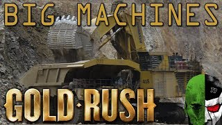 Gold Rush the Game: THE BIGGEST MINING MACHINES!  #7