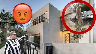 TRYING TO GET INTO THE OLD TEAM 10 HOUSE (NEIGHBORS GOT MAD)