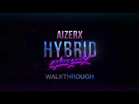 Aizerx: Hybrid Cyberpunk Trailer Toolkit -  Walkthrough
