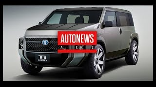 видео Гибридные внедорожники Toyota