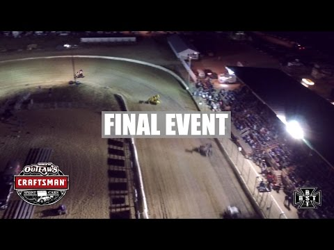World of Outlaws Final Event - El Paso County Raceway