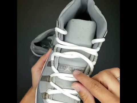 How to Clean & Unyellow Air Jordan 11 Cool Grey