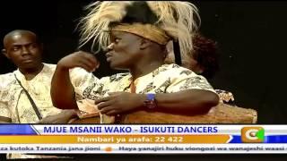 Mjue Msanii Wako Isukuti Dancers