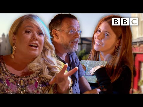 The original Sharongate affair and Ian Beale's hysterical crying scene - BBC