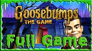 Goosebumps: The Game FULL GAME Episodes 100% Platinum Longplay  (PS4, XB1, PC)
