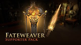 Path of Exile: Fateweaver Supporter Pack