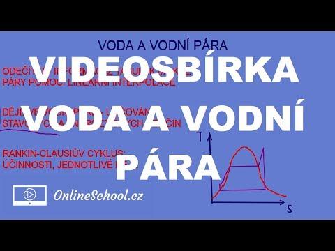 Videosbírka   6/6 Voda a vodní pára   Termomechanika   Onlineschool.cz