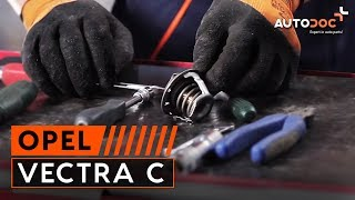 Wie OPEL VECTRA C Lambda Sensor auswechseln - Tutorial