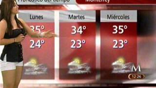 Marcela Mistral - Diosa del Clima