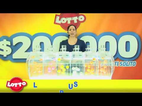 Sorteo Lotto 1902 26-DIC-17