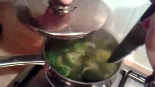 Broccoli Soup: A Parody