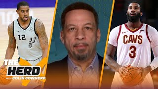 Andre Drummond to Lakers crucial after LaMarcus Aldridge to Nets - Chris Broussard | NBA | THE HERD