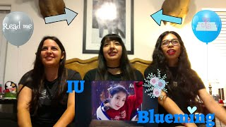 Gambar cover [MV] IU(아이유) _ Blueming(블루밍) Reaction [IU Got Us Feeling Blue!]