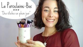 """La Porcelaine-Box ★ """"Des étoiles en plein jour"""" ★ J'ai créé MA box !!!!!! Thumbnail"""