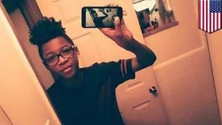 Selfie death: Teen fatally shoots himself trying to take gun selfie in St. Louis - TomoNews