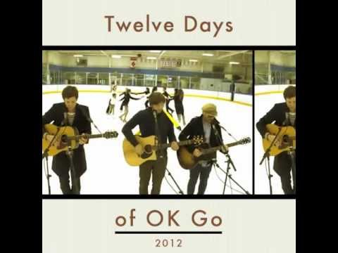 Any Time At All (Beatles cover) - Twelve Days of OK Go