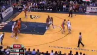 Kidd Ties Wilt for Career Triple-Doubles.avi Thumbnail