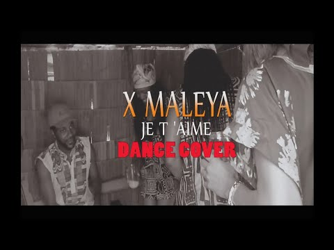 XMALEYA  ft BLANCHE BAILLY  - Je t'aime (Official Video)