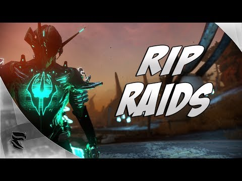 Warframe: RAIDS ARE BEING REMOVED FROM THE GAME!? thumbnail