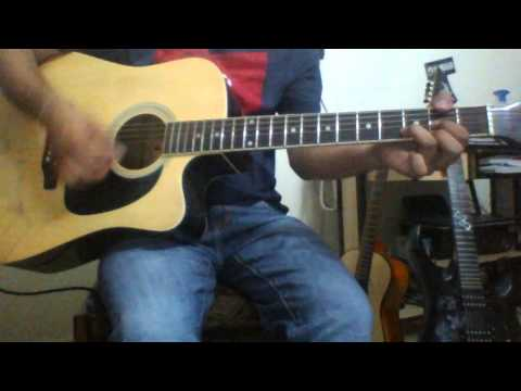 Tum hi ho (mtv Unplugged version) Guitar cover