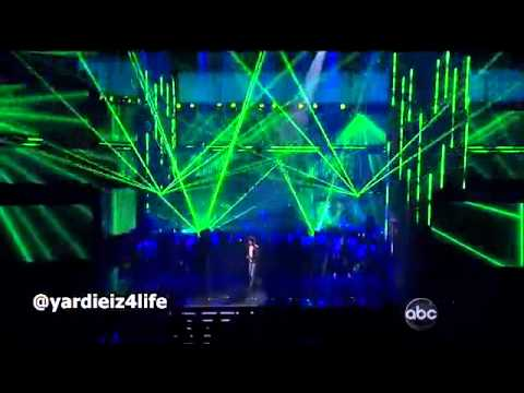 Enrique Iglesias I Like How It Feels And Tonight Feat. Ludacris Live At The AMA's 2011