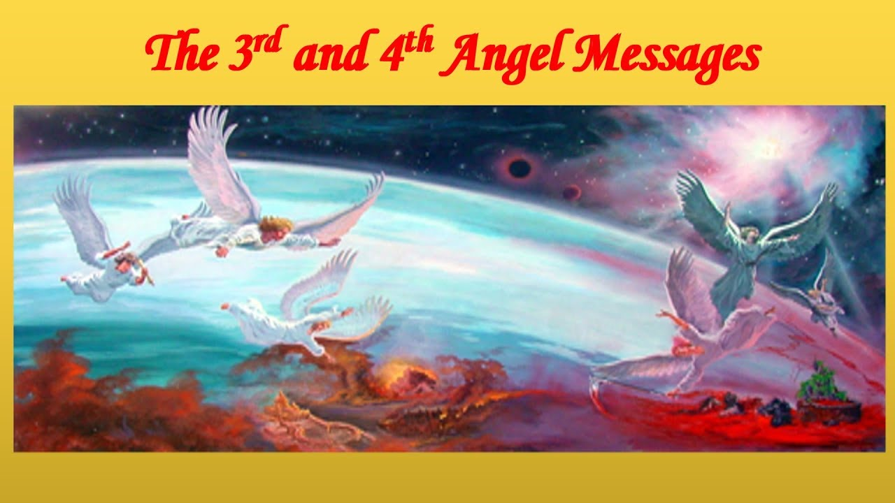 """A Linear Chart of The 7 Angels""  Pt.2  Evangelist Richard Gonzales Jr"