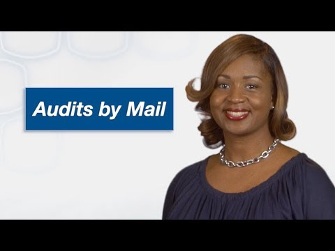 Audits by Mail–What to Do?