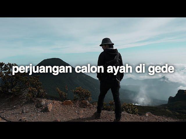 Langkah Pertama (Gunung Gede, Jawa Barat)