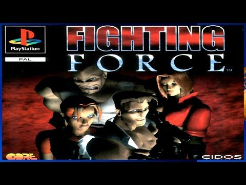 Fighting Force - AKA  Street Of Rage 4