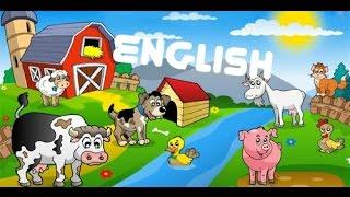 Английский язык для детей. Животные и что они едят на английском