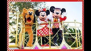 【4K/手振れ無し】ベリー・ミニー・リミックス Dポップ・マジック!・スーパーダンシン・マニア/東京ディズニーランド(Very Minney Rimix/Tokyo Disney LAND)
