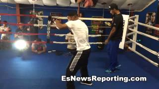 Yuriorkis Gamboa Ready To Beat Crawford - Esnews Boxing