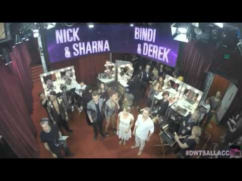 DWTS Finale Night 1 All Access - Red Room (Pt. 2/2)