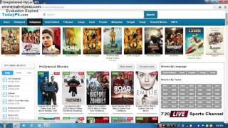 how to download latest movies from one url