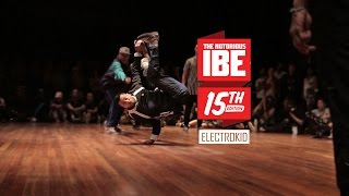 The Notorious IBE 2015 - Our Culture