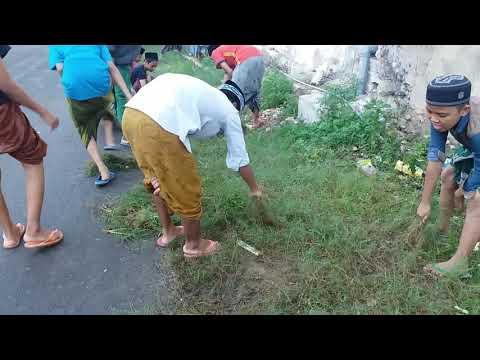 Jumat Bersih PP Al Falah Dempo Barat