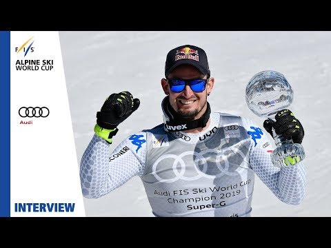 "Dominik Paris | ""A dream came true"" 