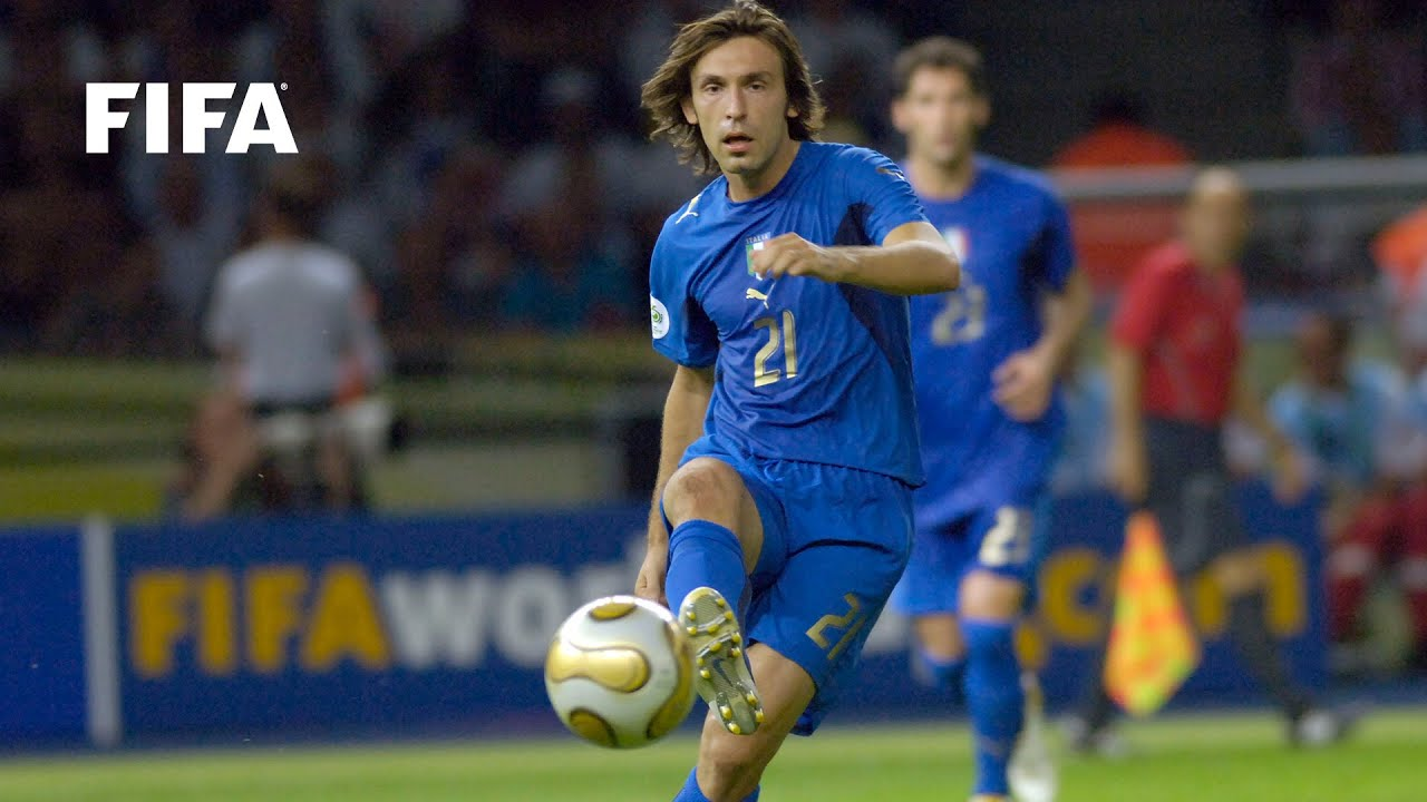 Andrea Pirlo | Best FIFA World Cup Moments