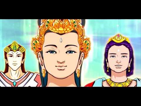 Vajrasattva Mantra Modern Video (Music)