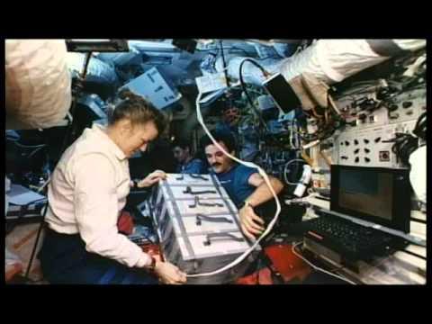 STS-79 Post Flight Presentation