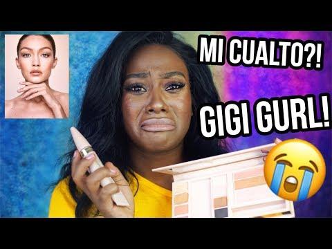 GIGI HADID x MAYBELLINE REVIEW BUENO QUE FAIL!!! WOC/ Morenas!  #GateMiCualto