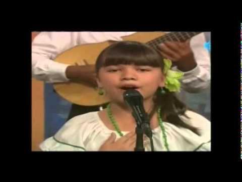 Marianely Figueroa en Asi Canta Puerto Rico
