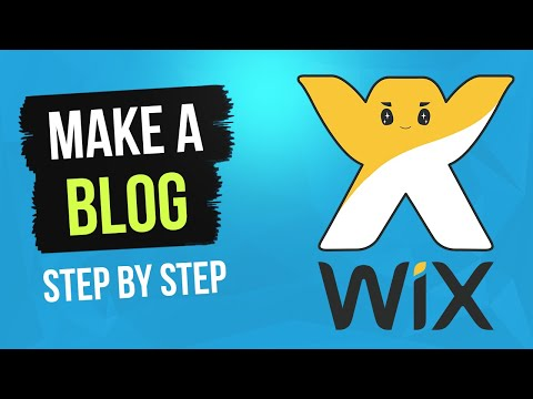 How to Make a Blog - Step by Step - for Free!
