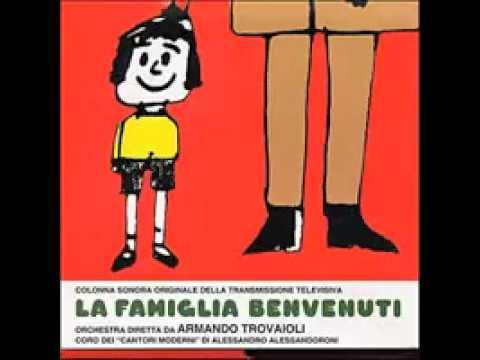 La famiglia Benvenuti  Armando Trovajoli