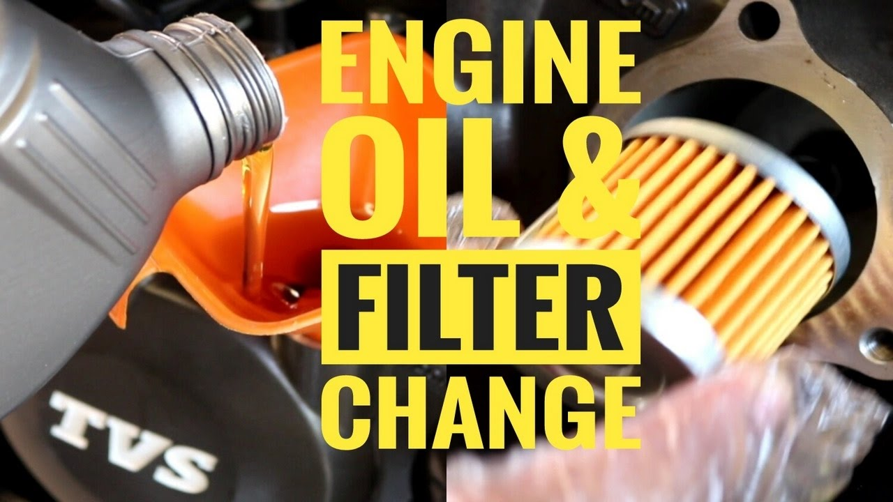 Tvs apache rtr 200 engine oil oil filter change shell for How to dispose of motor oil
