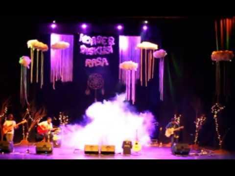 Fourtwnty - Argumentasi Dimensi @Concert Hall Taman Budaya Yogyakarta